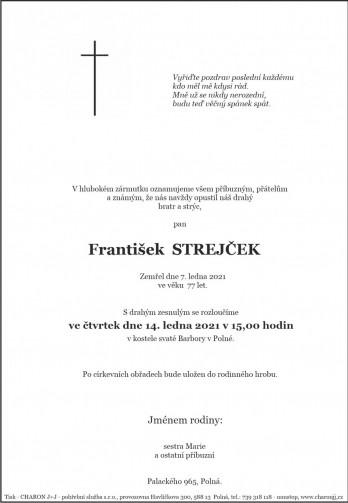 pan František STREJČEK